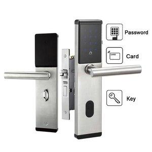 Image 3 - Electronic Security Password Door Lock Smart Door Lock Digital Combination Passcode Door Lock For Home Office Door