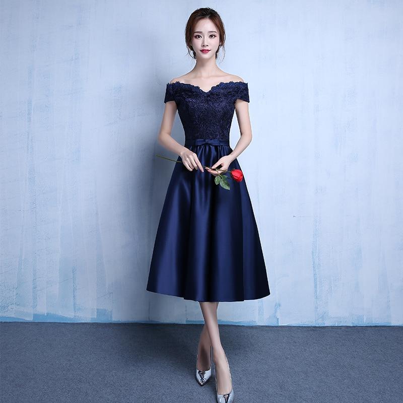 Elegant Off Shoulder Dresses