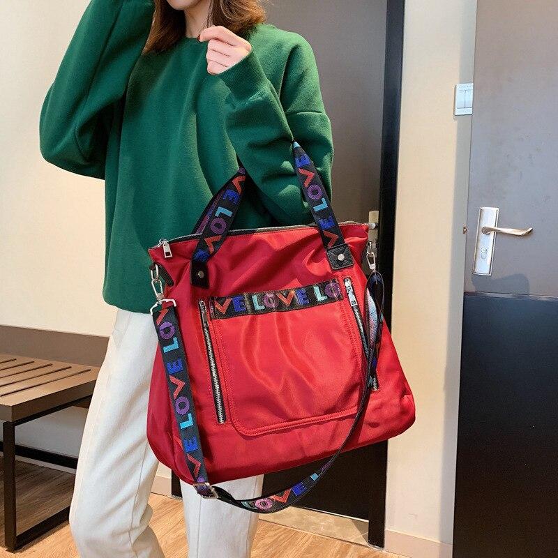 2019 Multifunctional Outdoor Women Fitness Gym Bags For Striped Training Shoulder Sport Bag Handbag Traveling Bag letter Shoes