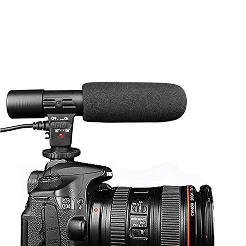 Professional Shotgun Condenser Microphone