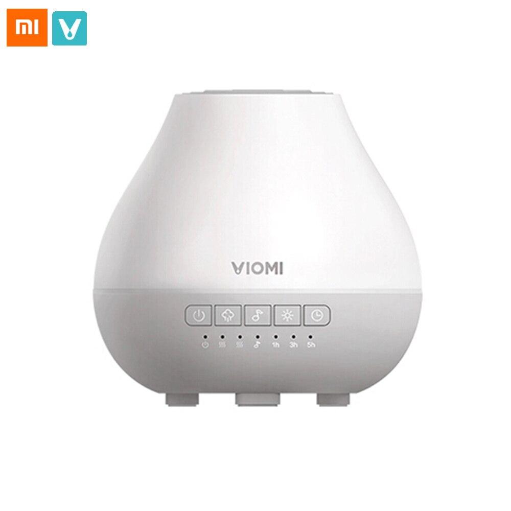 Xiaomi VIOMI ароматерапия машина увлажнитель воздуха диффузор Ночной свет стандартная версия Mute Электрический эфирное масло диффузор