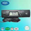 Profession Temperature Instruments Car Digital Thermometer DS-1 with Two Probes Measuring Temperature meterC/F