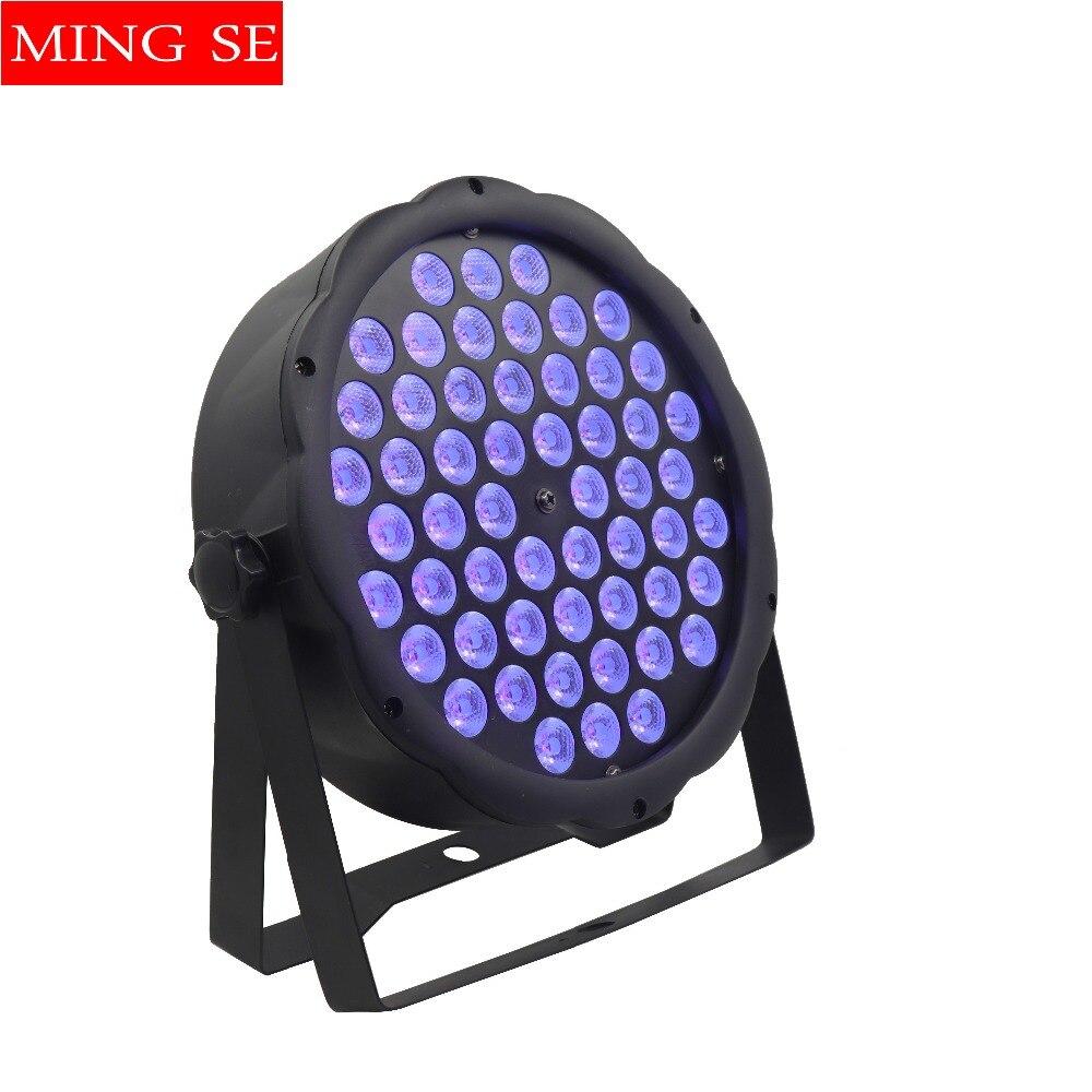 54X3W UV LED Par Light LED PAR DMX512 Controller Led Lights, Disco Lights DJ Equipment