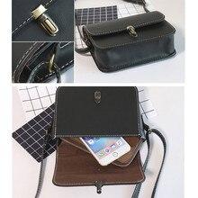 Practical Shoulder Leather Bag