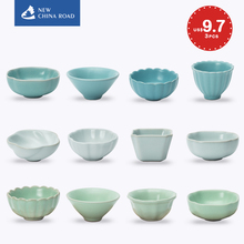 US$20 off per US$29!! Newchinaroad ruyao celadon porcelain teacup, chinese ceramic kungfu tea cup set, tea pot china teaset