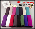 H87 10pcs 1ot 15 colors  ,glitter jersey  hijab  jersey shawl ,scarf ,180*80 cm can choose colors ,free shipping
