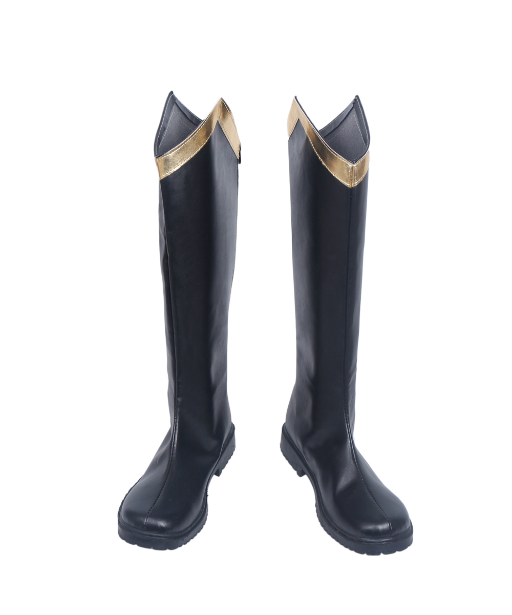 Cinderella Prince Cosplay Boots Shoes Custom Made Any Size
