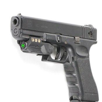 Laserspeed Smart Sensor Control Pistol Laser Sight LS-L9-GT Military Police Tactical Green Glock Laser