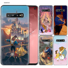 Beauty And The Beast Silicone Case For Samsung Galaxy S8 S9 S10 Plus S10e A50 A30 M30 A40 A20 A10 M20 M10 S7 Edge Cover(China)