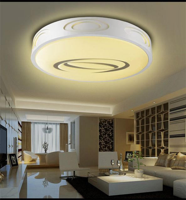 Direct Round Phantom LED LAMP Energy Saving Ceiling Lamp Childrens - Energy efficient kitchen ceiling lighting