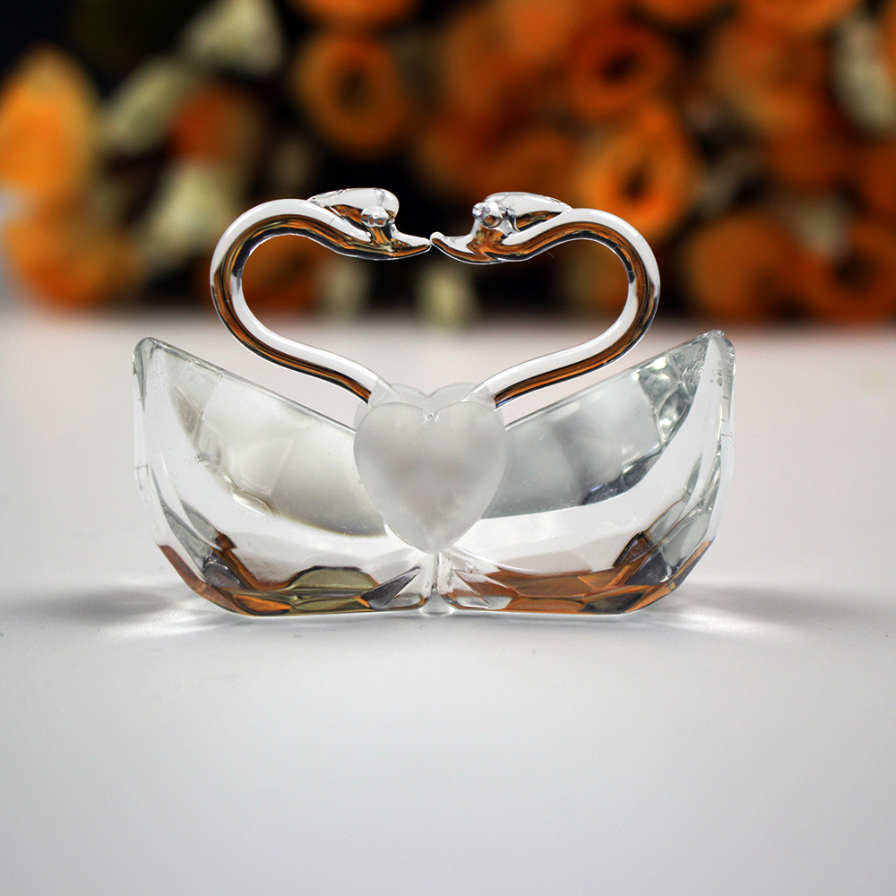 Buy crystal swan wedding favors and get free shipping on AliExpress.com