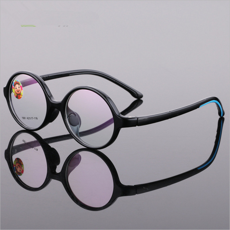 bd479bfc39 Detail Feedback Questions about Glasses Boy Girl Eyeglasses Lightweight  Flexible Eyewear Frame Children Prescription Glasses frame Silicone nose  care on ...