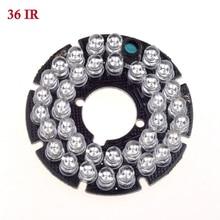 Оптовая продажа Инфракрасных 36×5 ИК СВЕТОДИОДНЫЕ табло для CCTV камеры ночного видения (диаметр 53 мм)