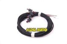 4F0973702 Puerta Manija Picaporte mazo de cables De Luz Cable Para Audi A6 C7 4F0 973 702