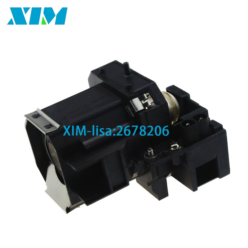10PCS/Lot Replacement projector lamp ELPLP39 / V13H010L39 with Housing for Epson EMP TW1000 / EMP TW2000 / EMP TW700 / EMP TW980