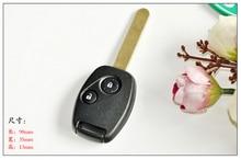 2 Кнопки Дистанционного Ключа Зажигания Для Honda Civic С ID46 Чип 315 МГц Автомобильная Сигнализация Keyless Entry Fob