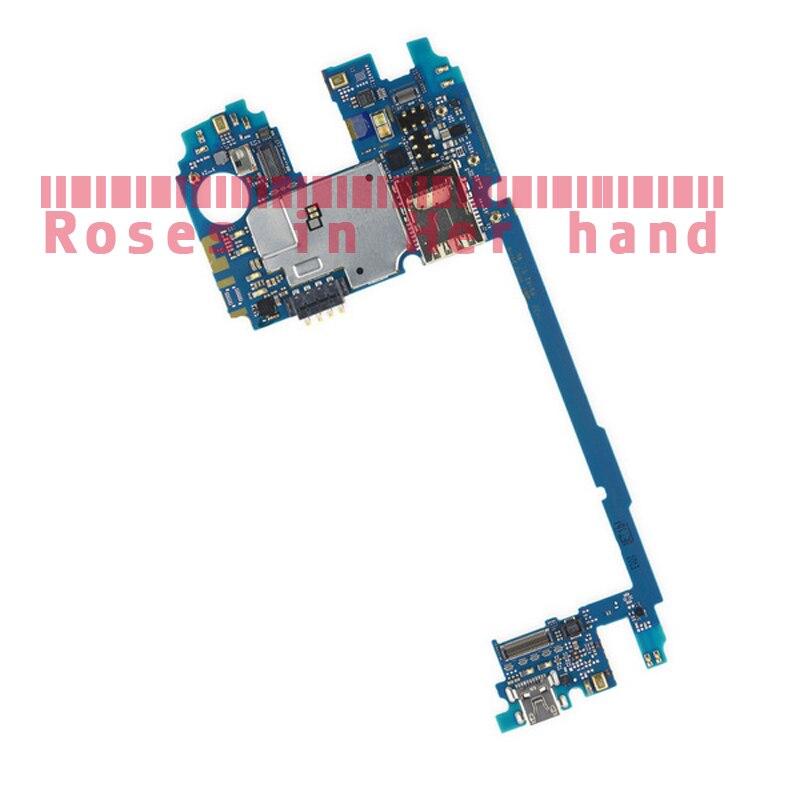 Full Working Original Unlocked For LG G3 D851 D852 D855 32GB+3GB Single-SIM Motherboard Logic Mother Circuit Board Lovain Plate