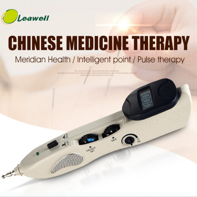 Tens Medical Equipment Electronic Acupuncture Stimulator Pen Electromagnetic Therapy Rehabilitation Device Acupuncture Needle