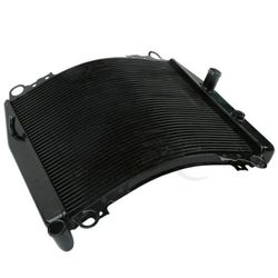 Motorcycle Replacement Radiator Cooler For Kawasaki Ninja ZX7R ZX-7R ZX750P 1996-2003 2002