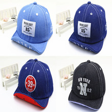 2019 Childrens Hat Spring New Fashion Baseball Caps Comfortable Texture Baby Boys Girls Outdoor Wear