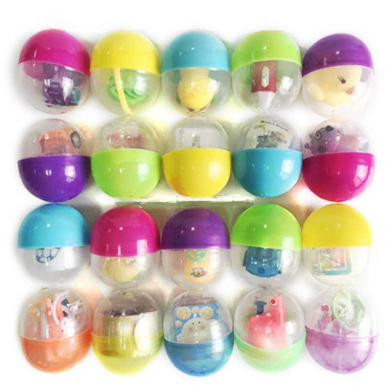 Drop ShiP New Style Surprise Egg Surprise Ball Suprise Doll Toys Gashapon Kids Toy Gift