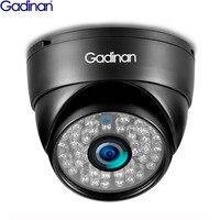 Gadinan IP Camera 5MP 1/2.8'' SONY IMX335 4MP 3MP 2MP Dome Security Outdoor Camera CCTV Night Vision 48V PoE Video Surveillance