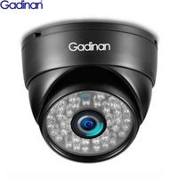 Gadinan IP Camera 5MP 1/2.8'' SONY IMX335 4MP 3MP 2MP Dome Security Outdoor Camera CCTV Night Vision 48V PoE Video Surveillance
