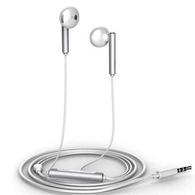 Blanc Huawei in-Ear Casque avec Microphone AM116