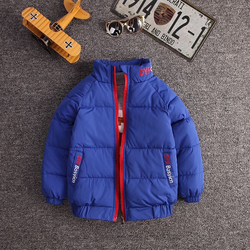 baby boy jacket  kids Padded coat Casual Children's Outerwear clothes winter warm boys parkas   az184 children winter coats jacket baby boys warm outerwear thickening outdoors kids snow proof coat parkas cotton padded clothes