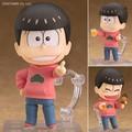 Osomatsu-san Action Figure Nendoroid OSOMATSU PVC Figure 100mm Nendoroid 623# Anime Osomatsu San Model Toys Doll