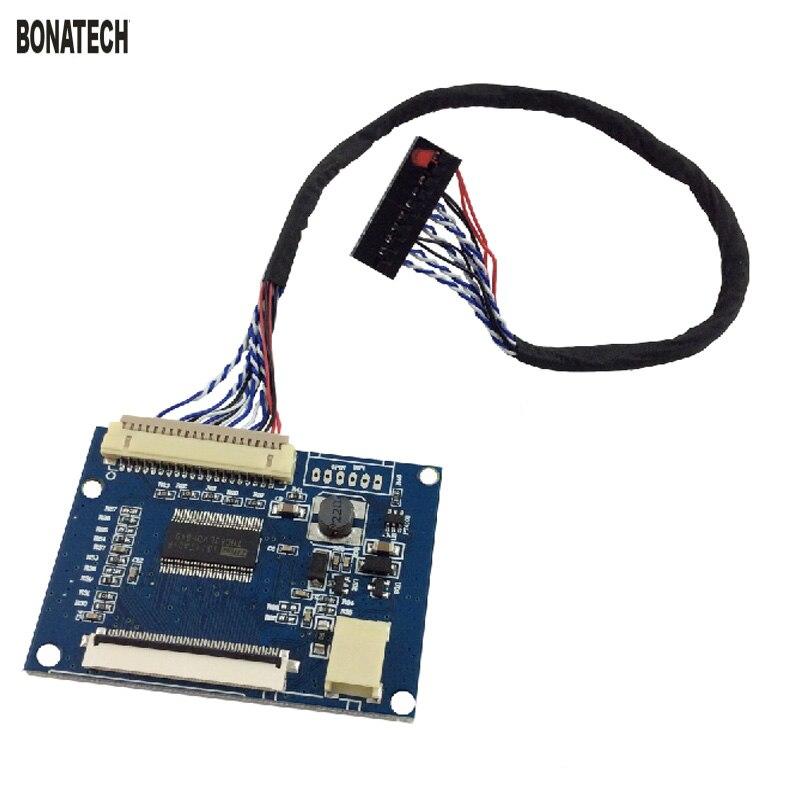 LVDS Turn 50pin TTL Port Standard 20pin 1-ch 8 LVDS Input 50pin TTL Output