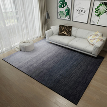 Nordic Retro Style Livingroom Carpet Geometric Abstract Striped Carpets for Living Room Bedroom Rugs Anti-slip Floor Mat/Rugs