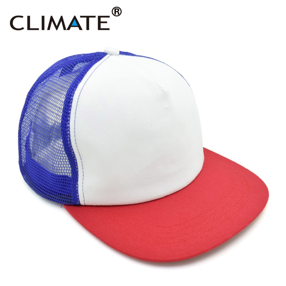 CLIMATE Dustin Stranger Things Dustin Cap Hat 100%Copy Cosplay Coser ... 8be03f8606af