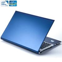 15.6 inch 8 GB RAM 1 TB HDD i7 o J1900 CPU Windows 7/10 Sistema 1920X1080 P FHD Wifi Bluetooth DVD Portátil Ordenador portátil