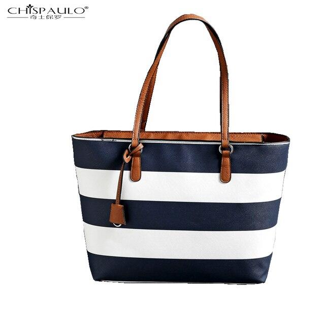 2016 estilo Europeo y Americano de moda fringe bolso de hombro del bolso de gran capacidad de bolsa de color azul marino