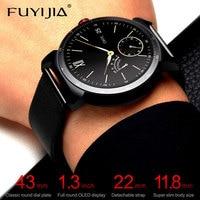 FUYIJIA Waterproof Watch Men 2019 New Smart Watch Men Multifunction Sports Watches Male Top Brand Bluetooth Electronic clock man