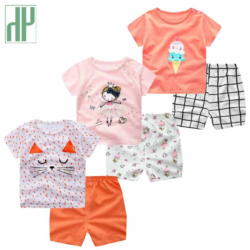 3pcs Youngsters's clothes Print Quick Sleeve T-shirt + Shorts summer time toddler woman boy garments boutique youngsters clothes tracksuit Clothes Units, Low cost Clothes Units, 3pcs Youngsters's clothes Print...