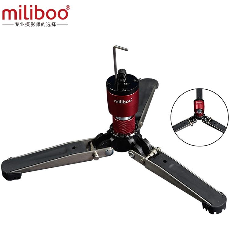 miliboo MTT705B Professional DSLR / Kamera / Videokamera Tripod - Kamera və foto - Fotoqrafiya 3