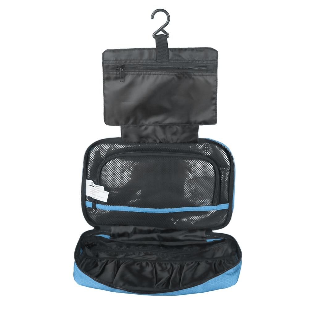 BAGSMART resepaketväskor Hand Portable Nylon Toalettsaker Väska - Väskor för bagage och resor - Foto 2