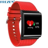 FREZEN X9 Pro Smart Wristband IP67 Waterproof Swimming Smart Bracelet Heart Rate Monitor Pedometer Fitness Blood