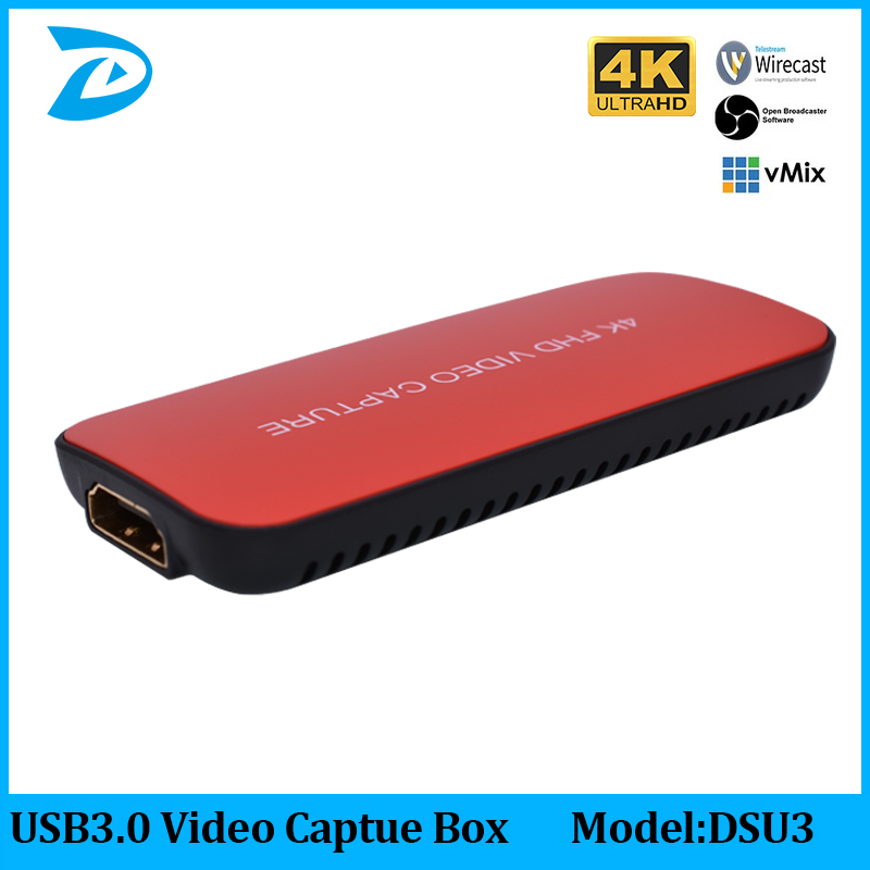 USB3 0 HDMI Game Capture, Super Portable UVC HDMI Video Capture Device   Capture 1080p 60fps Video from Gaming Console, Camcorder