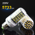 E27 SMD5733 Led Bulbs 30/42/64/80/108/136 LED Light  Lamp 220V 230V Focos Luz Led Replace CFL Incandescent Lights 25W to 100W