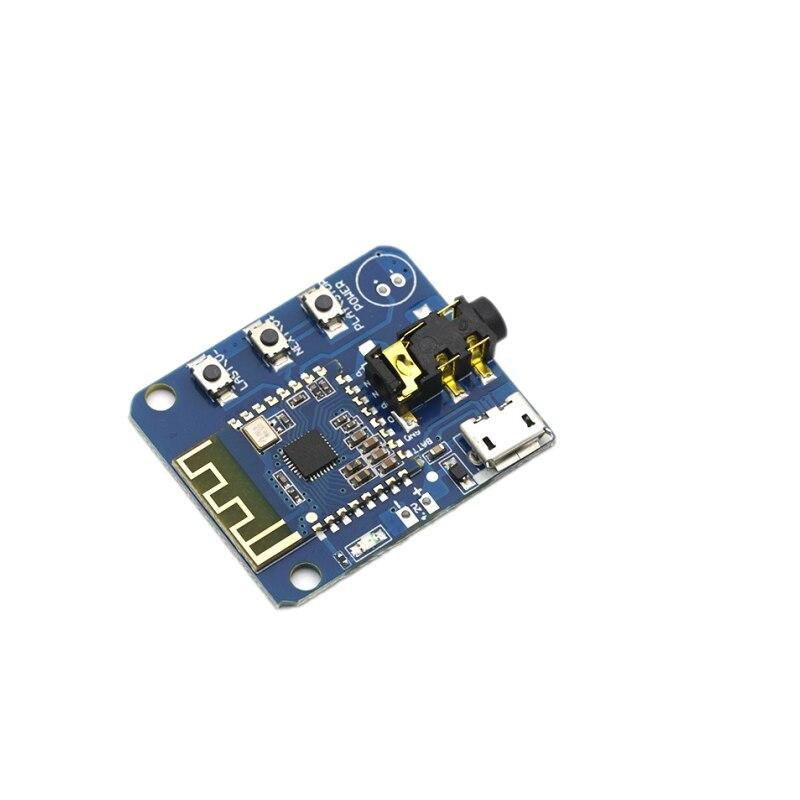 Unterhaltungselektronik Kenntnisreich 2 Stücke Verlustfreie Bluetooth Empfänger 4,2 Stereo Audio Adapter 3,5mm Für Headset Lautsprecher Geändert Modische Und Attraktive Pakete