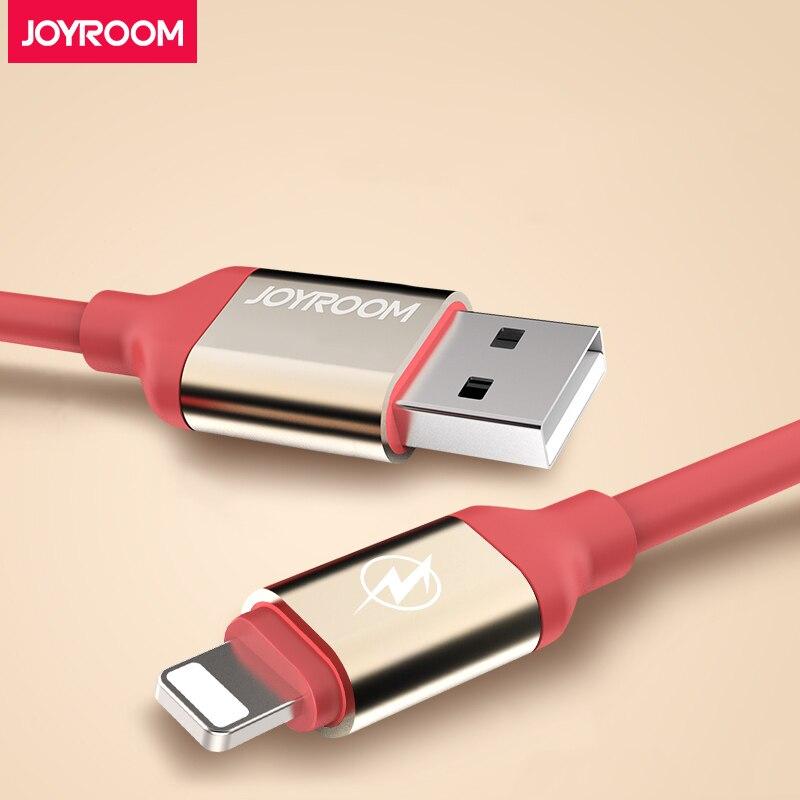 Joyroom USB кабель для <font><b>iPhone</b></font> 6s 1 м 1,5 м 3 м ios быстро Зарядное устройство кабель для <font><b>iPhone</b></font> 7 <font><b>6</b></font> 6s плюс 5 5S мобильный телефон кабели