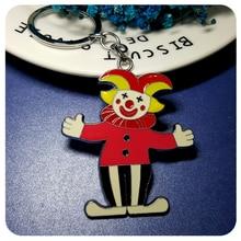 Fantastic Gift Clown Style Key Chain Souvenir
