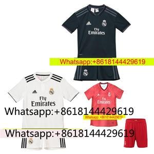 2018 2019 thai Quality Real madrid soccer Jerseys18 19 RONALDO white BALE  RAMOS ISCO MODRIC shirt NEW arrival 2c4b5142f
