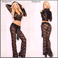 Sexy lingerie lace sexy lingerie ladies  Pajamas sets