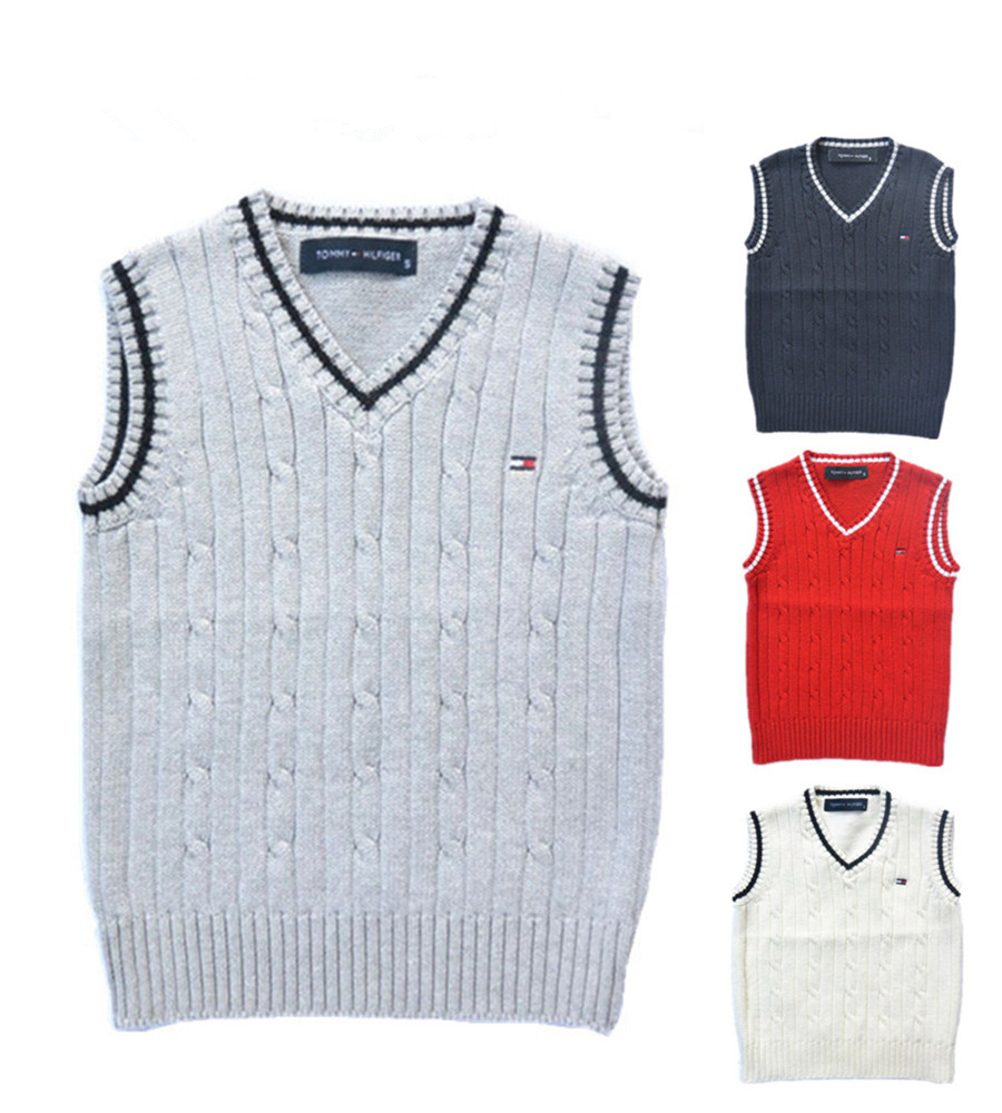 New 2016 Spring autumn 100% cotton baby cardigan boy's V-neck ...