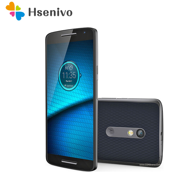 100% Original Unlocked Motorola Droid Maxx 2 XT1565 Mobile Phone Andriod 5.5Touch screen 16GB Rom 2GB Ram Quad-core cell phone image