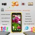 Fuerte material 7 pulgadas Phonc Llamada Tableta Android4.2 1 GB 8 GB 3G llamada supoet WiFi Bluetooth Dual Core Dual 7 8 9 10 tablet